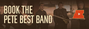 book the pete best band